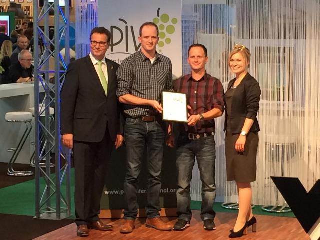 Internationaler PIWI Weinpreis 2018 in Stuttgart